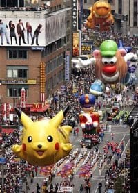 Best Hotel Rooms for Thanksgiving Parade New York City 2012
